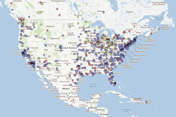 Pop Vs Soda Vs Coke Languages Of The World - Map of us coke pop soda