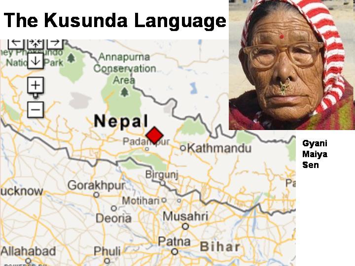Zona del Kusunda