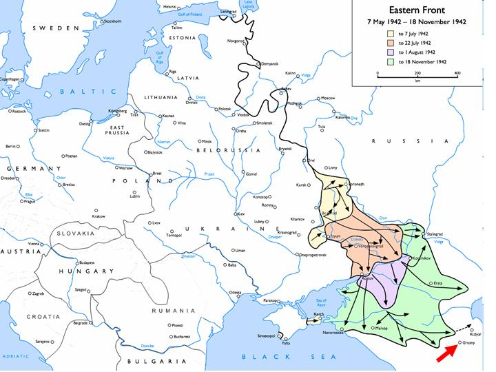 Russian and Chechnyan conflict