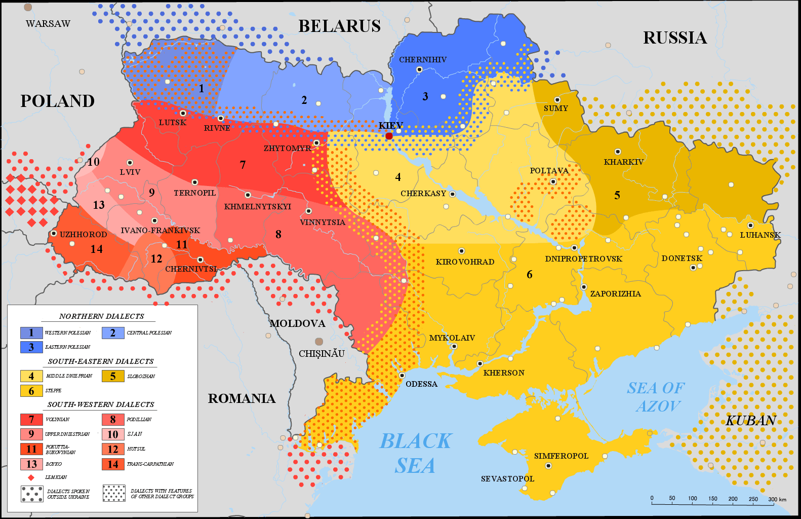 Belarusian language - Wikipedia