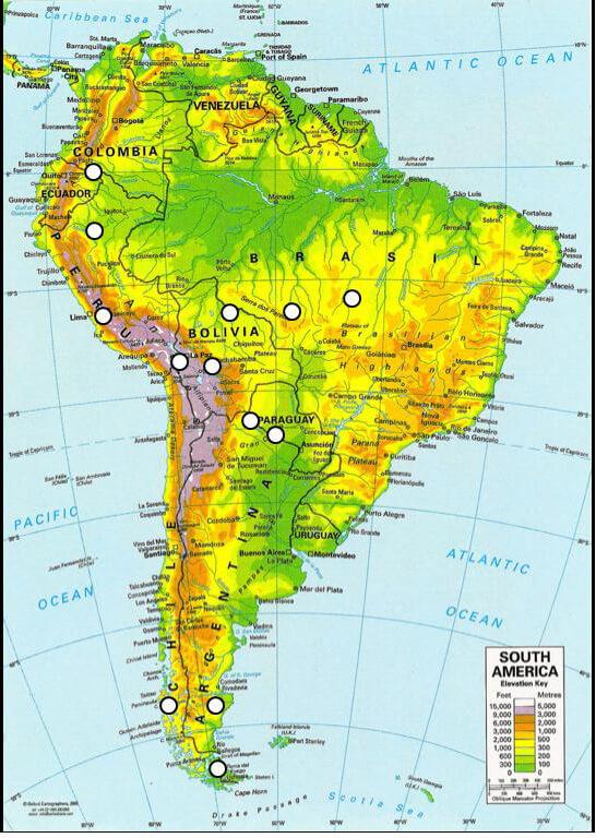 Homework help north america map