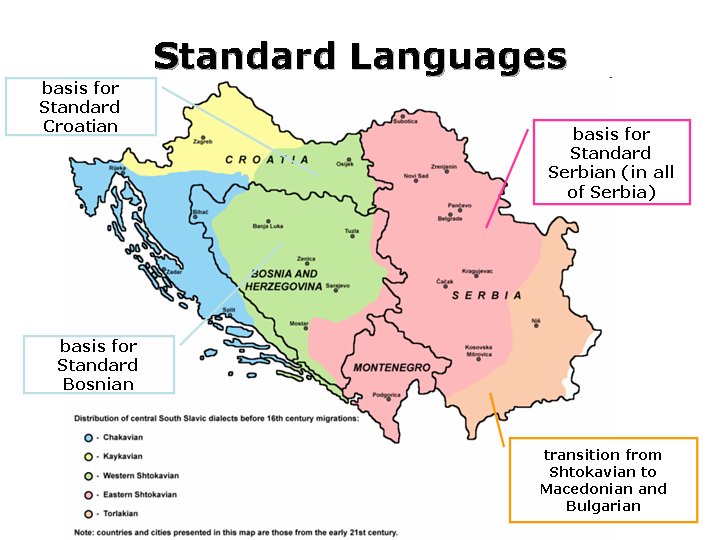 Serbo-)Croatian: A Tale of Two Languages—Or Three? Or Four ...