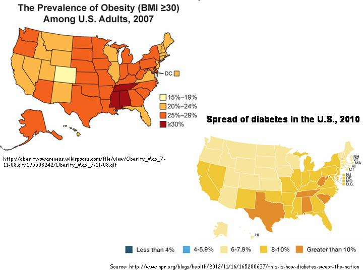 Global Geography Of Meat And Fish Consumption Languages Of The - Diabetics map us