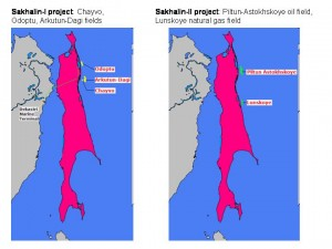Sakhalin_projects_map