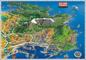 Cape-Town-Birds-Eye-View-Map