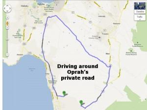 Driving_around_Oprah_road