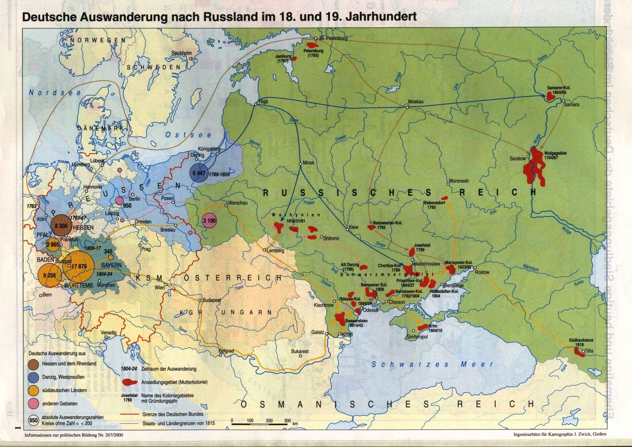 Picture of: The Tragic Saga Of The Volga Germans Languages Of The World