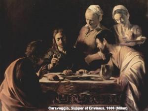 Supper at Emmaus 1606