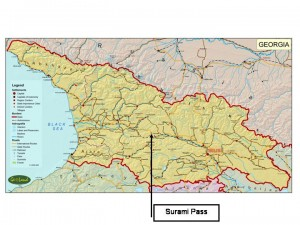 georgia_map_Surami_pass