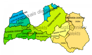 Livonian dialect of Latvian