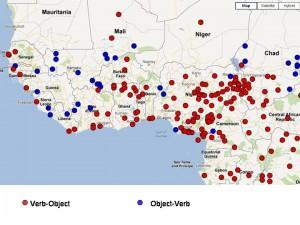 OV_VO_languages_West_Africa