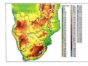 Southern Africa_ejectives elevation