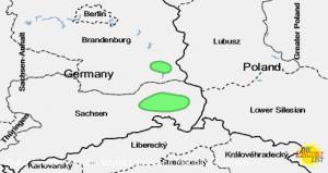 Sorbian map