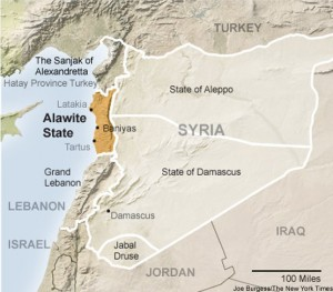 Alawite-State-Map