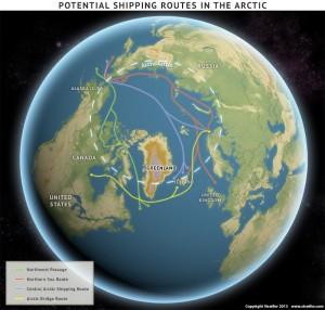 Arctic - Potential Routes_0
