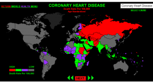 CHD_death_ranking_map