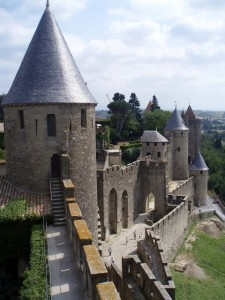 Carcassonne_Cite_Defences-West