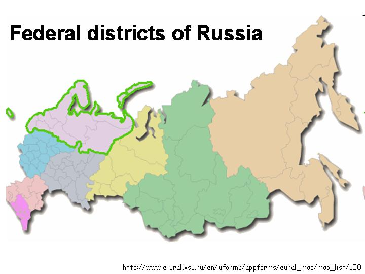 More On Divided Russia Maps And Xenophobic Nationalist Views