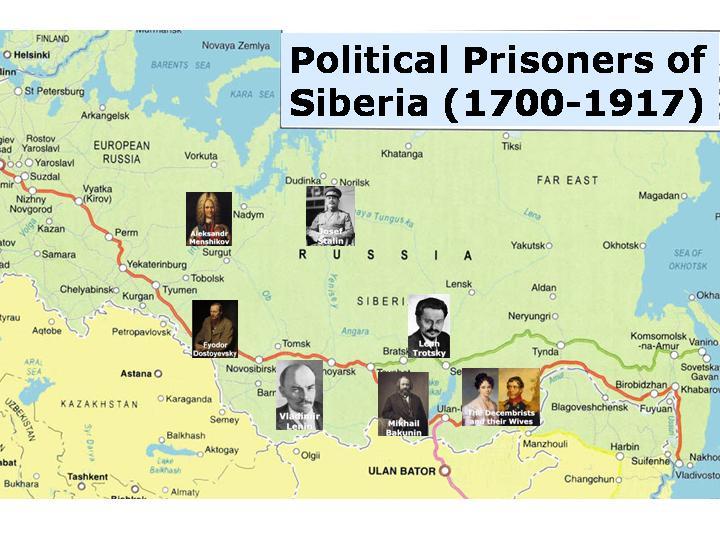 Tsarist Russia Map.Political Prisoners Of Siberia Part 1 Tsarist Russia Languages