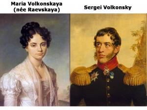 Volkonskys