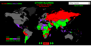 injuries_death_ranking_map